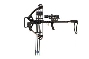 SAS 150 lbs In-Line Mini Vertical Crossbow. Vertical Crossbow.