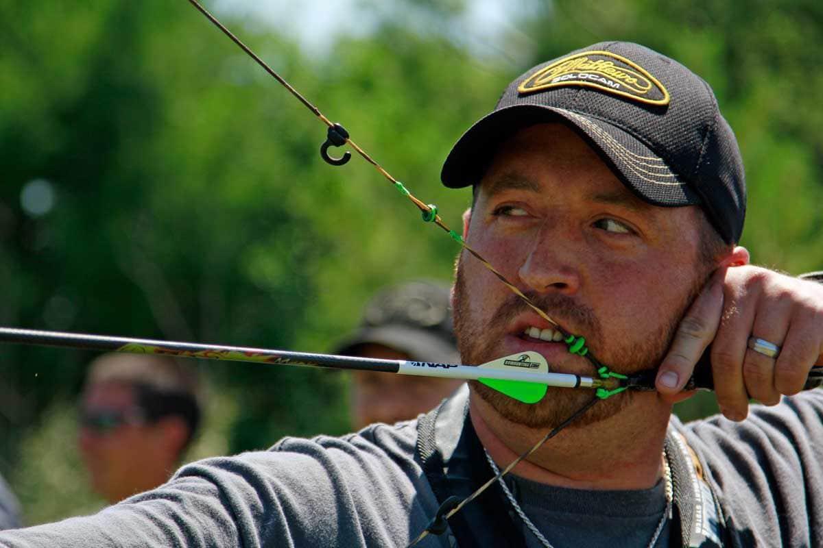 best archery kisser buttons