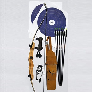 Traditional Takedown Recurve Bow Package.best recurve bows